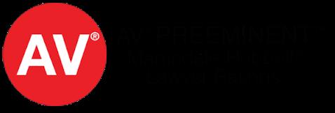 AV Preeminent Maritndale-Hubbell Lawyer Ratings logo