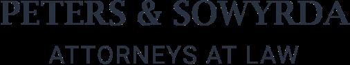 Peters & Sowyrda Attorneys at Law Logo